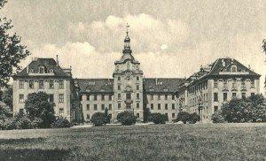 Schloss Zerbst / Anhalt