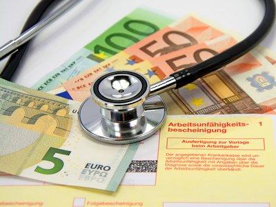 Gesetzliche Krankenkasse bei Finanz Concept Zerbst