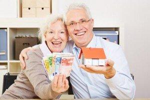 Holen Sie sich ihren Kredit als Rentner